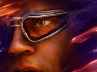 Quicksilver X-Men Dark Phoenix wallpaper