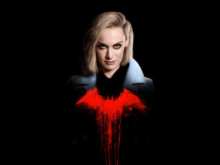 Rachel Skarsten As Alice In Batwoman wallpaper