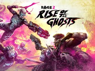 Rage 2 Rise of the Ghosts wallpaper