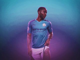 Raheem Sterling Soccer Player wallpaper