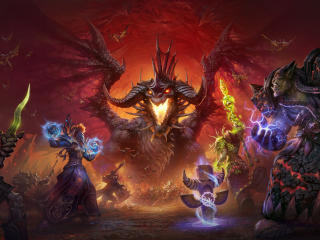 Raid WoW wallpaper