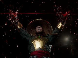 Raiden Mortal Kombat 11 wallpaper