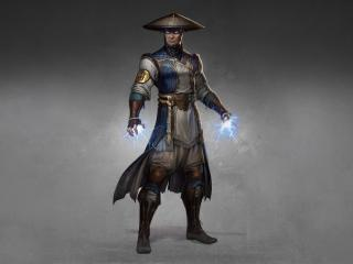 Raiden Mortal Kombat wallpaper