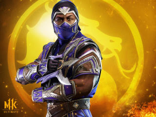 RAIN Mortal Kombat 11 wallpaper