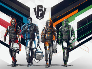 Rainbow Six Invitational wallpaper