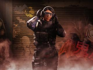 Rainbow Six Siege Operation Blood Orchid wallpaper