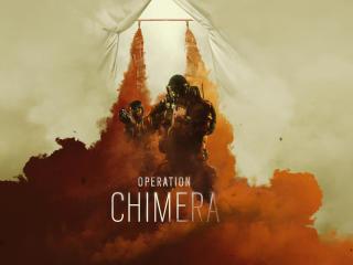 Rainbow Six Siege Operation Chimera wallpaper