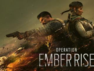 Rainbow Six Siege Operation Ember Rise wallpaper