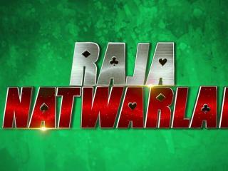 Raja Natwarlal 2014 HD Poster wallpaper