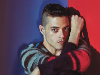 Rami Malek 2018 Photoshoot wallpaper