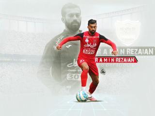Ramin Rezaeian Persepolis F.C. wallpaper
