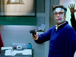 Ranbir Kapoor In Jagga Jasoos Movie Funny Face wallpaper