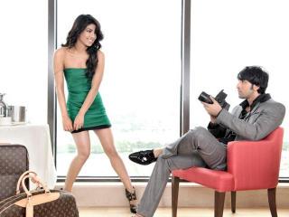 HD Wallpaper | Background Image Ranbir Kapoor with Priyanka Chopra wallpapers