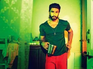 HD Wallpaper | Background Image Ranveer Singh In Filmfare 2014