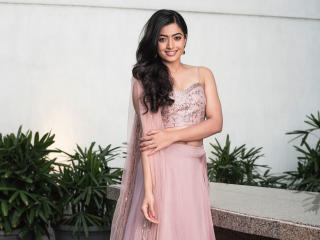 Rashmika Mandanna 2019 wallpaper