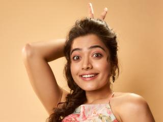 Rashmika Mandanna 2021 wallpaper