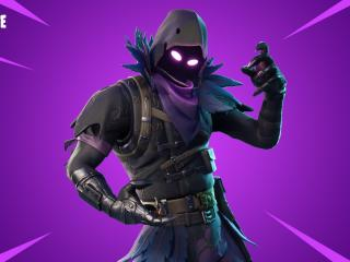 Raven Fortnite wallpaper