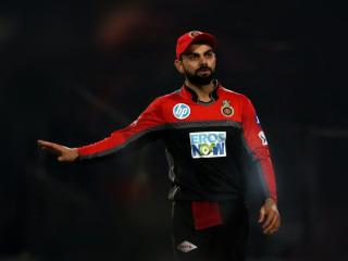 RCB Kohli IPL wallpaper