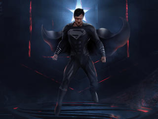 Rebirth Superman Zack Snyders Justice League wallpaper