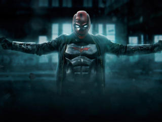 Red Hood 2020 wallpaper