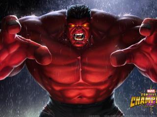 Red Hulk MARVEL Contest of Champions wallpaper