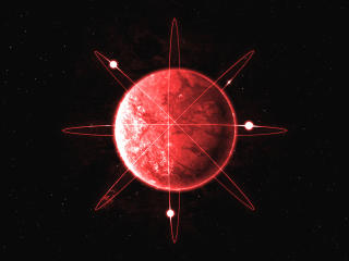 Red Planet wallpaper