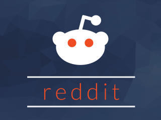 Reddit Abstract Logo wallpaper