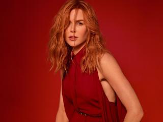 Redhead Nicole Kidman 5k wallpaper