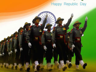 Republic Day Parade wallpaper