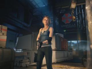Resident Evil 3 Nemesis wallpaper