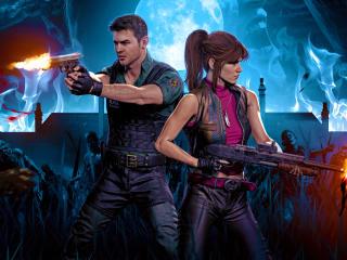 Resident Evil 3 Poster 2020 wallpaper