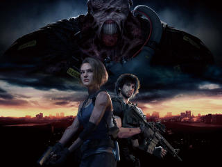 Resident Evil 3 Remake 2019 wallpaper