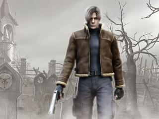 Resident Evil 4 Leon S. Kennedy wallpaper