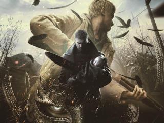 Resident Evil Village HD wallpaper