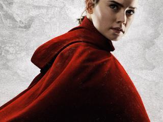 Rey Star Wars The Last Jedi wallpaper
