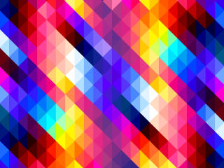 Rhombus Colorful Shapes wallpaper