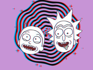 Rick and Morty 2020 wallpaper