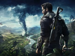 Rico Rodriguez In Just Cause 4 10K wallpaper
