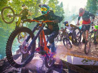 Riders Republic 4K wallpaper