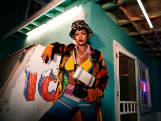 Rihanna Singer 2021 wallpaper