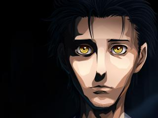 Rintarou Okabe Steins Gate wallpaper