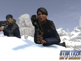 Rise of Discovery Star Trek Online wallpaper