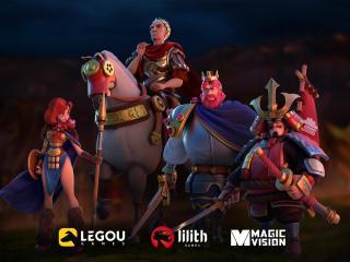 Rise Of Kingdoms HD Gaming wallpaper