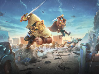 Rise Of Kingdoms HD wallpaper