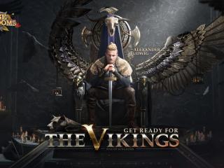 Rise of Kingdoms x The Vikings wallpaper