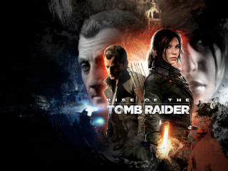 rise of the tomb raider, characters, art wallpaper