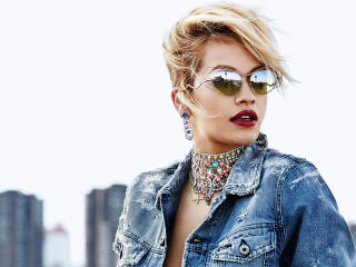 rita ora, flare, photo shoot wallpaper