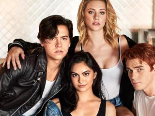 Riverdale Cast wallpaper