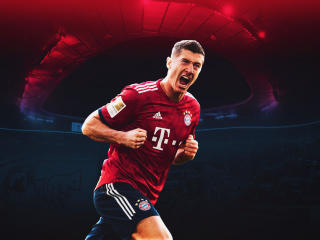 Robert Lewandowski wallpaper