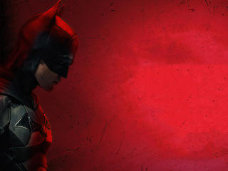 Robert Pattinson The Batman Movie FanArt wallpaper